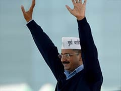 Live Updates: Chief Minister Arvind Kejriwal Takes Charge