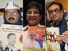 AAP vs BJP vs Congress: 10 Points on the Promises They Have Made
