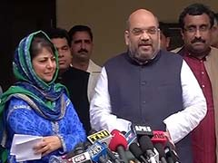 It's Mehbooba's Decision, BJP Likely To Tell Governor Today