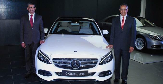2016 mercedes c class diesel canada for Mercedes benz corporate