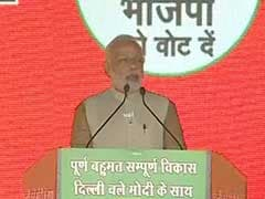 Those Who Posed as Mr Clean Now Exposed as Dishonest: PM's Jibe at Arvind Kejriwal
