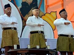The Job of the RSS is to Unite Hindu Society: Mohan Bhagwat
