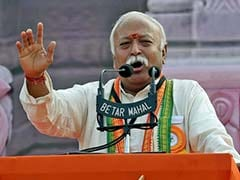 Congress Targets BJP, RSS Over Mohan Bhagwat's Quota Review Remark