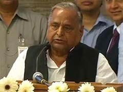 Undermine Promises Fulfilled in Uttar Pradesh: BJP to Mulayam Singh Yadav