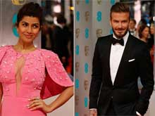 Nimrat Kaur's Oops Moment at BAFTA Awards Involved David Beckham