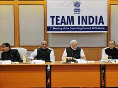 NITI Aayog Website Likely to Be Up on Monday