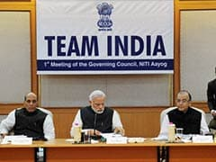 NITI Aayog to Have Specialised Wings, Including 'Team India'