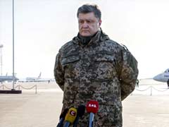 Ukraine President Petro Poroshenko Says Truce Not Working, Urges More Russia Sanctions: Report