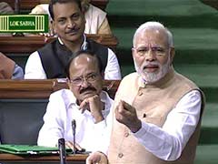 PM Will Be Present In Parliament Over Next 3 Days: Union Minister Venkaiah Naidu