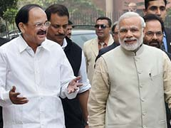 Government Prepared for Any Debate in Parliament, Says Union Minister Venkaiah Naidu