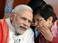 RSS Mouthpiece Says Fielding Kiran Bedi was BJP's Mistake