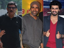 Priyadarshan's Two Heroes, Akshay Kumar and Arjun Kapoor