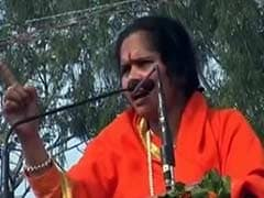 I Said Have 4 Children, Not 40 Puppies: BJP's Sadhvi Prachi