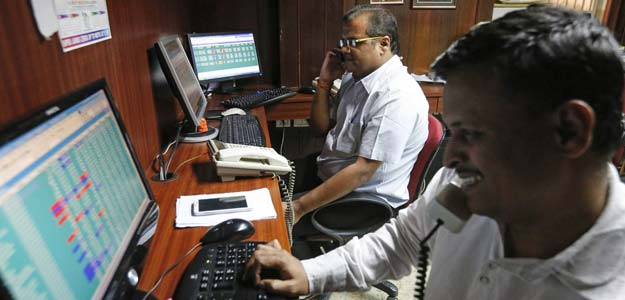Sensex Trades on a Firm Note, Nifty Stays Above 8,400