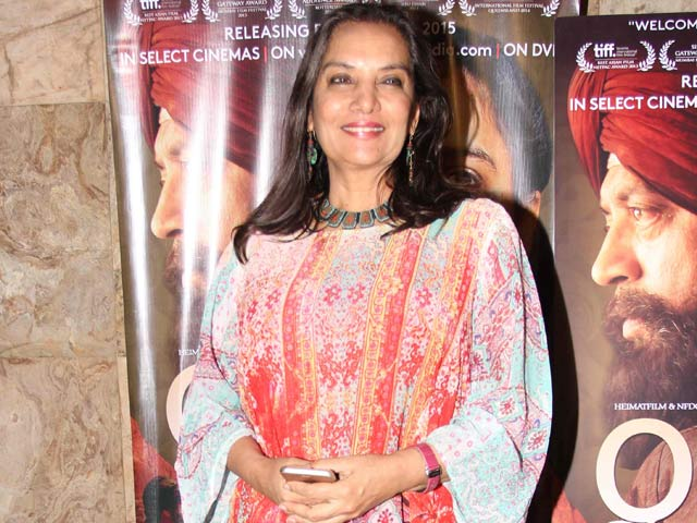 Qissa Is a Masterful Directorial: Shabana Azmi
