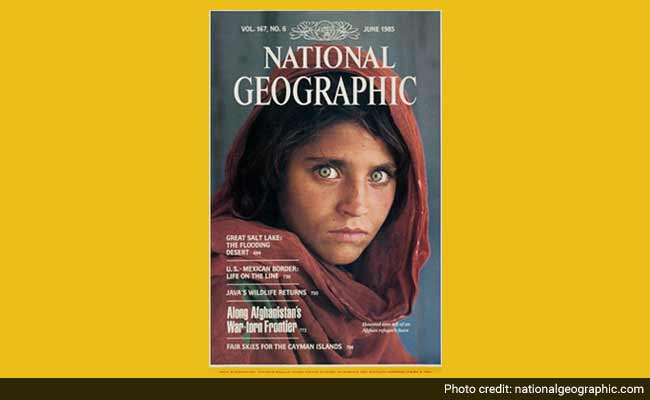 National Geographic's famed 'Afghan Girl' arrested in Pakistan for corruption