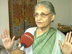 Delhi Government's Odd-Even Formula Will Be A Failure: Sheila Dikshit