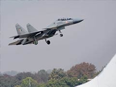 Sukhoi-30 Fighter Aircraft Crashes in Assam; Pilot, Co-Pilot Safe