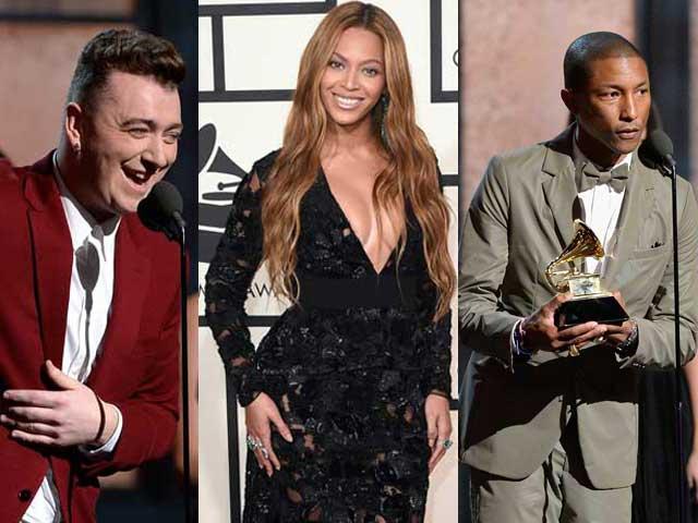 Grammys Winners 2015