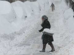 'Snowzilla' Paralyses US From Washington To New York