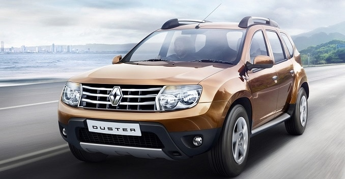 new renault duster launched in india prices start at rs 8. Black Bedroom Furniture Sets. Home Design Ideas