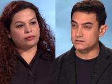Aamir Khan 'Deeply Distraught' After Suzette Jordan's Death