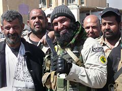 Abu Azrael: Iraq's Celebrity Anti-Islamic State Fighter