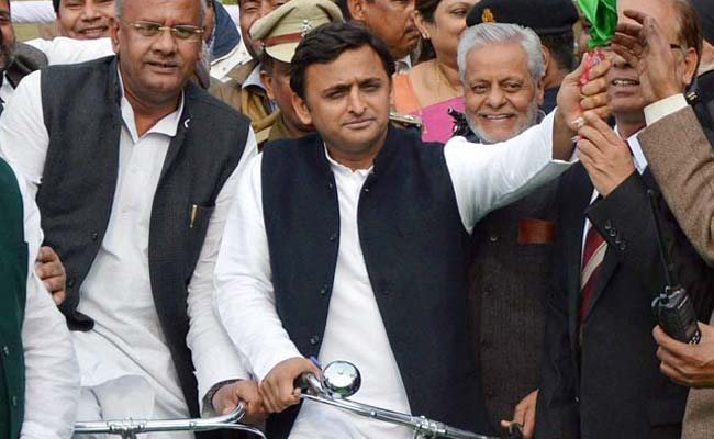 SP Expels Suspended Legislator Over Anti-Party Activities For 6 Years