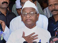Anna Hazare Complains Of Fatigue, Hospitalised In Ahmednagar