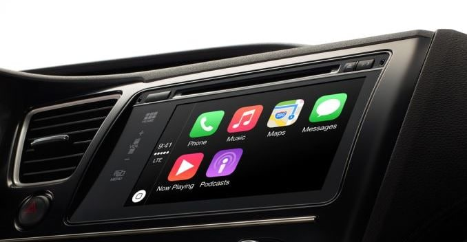 Fiat Chrysler, Ford Rolling Out Support for Apple's CarPlay and Google's Android Auto
