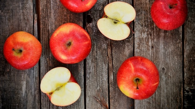 Eating Apples and Green Tomatoes Can Protect Against Age-Related Muscle Damage