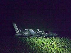 Plane Crash in Uruguay Leaves at Least 7 Dead