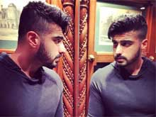 Arjun Kapoor Sports New Mohawk Hairstyle, Calls it 'Extreme Experiment'