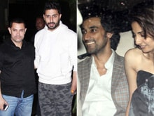 Bachchans Host Party For Naina and Kunal, Invite Aamir, Hrithik and Gauri