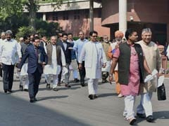 BJP Lawmakers Suffer Embarrassment over Absence