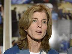 Japanese Police Arrest Man for Threats to US Envoy Caroline Kennedy