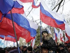In Moscow's Grip, Crimea To Hold Polls For Russian Parliament