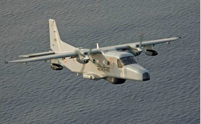 Dornier Aircraft With 3 Onboard Missing Off Chennai