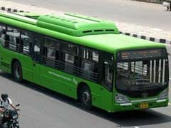 'Runaway' Bus Kills Delhi Transport Corporation Driver At Depot