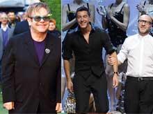 Elton John Boycotts Dolce & Gabbana Over 'Synthetic Babies' Comment