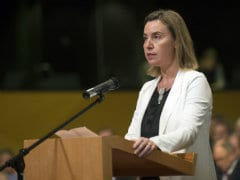 Russian Syria Intervention a 'Game-Changer': Federica Mogherini
