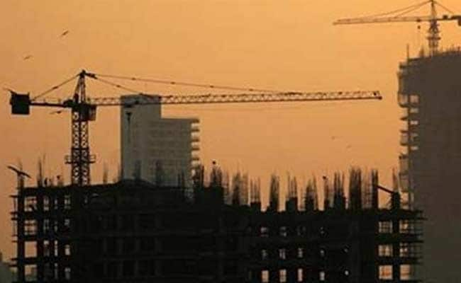 File Photo: Property construction in Gurgaon