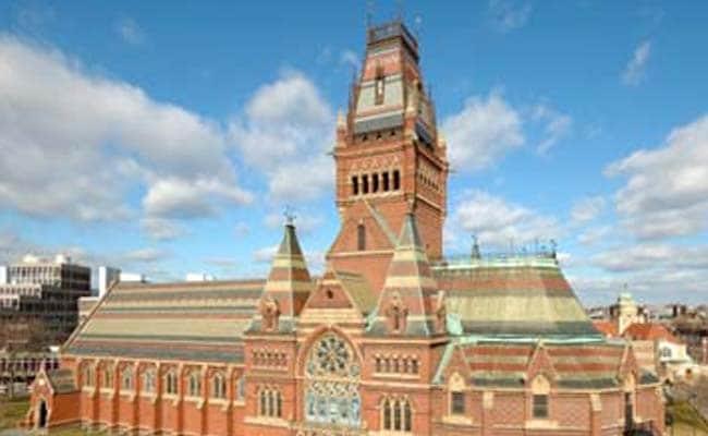 Harvard University Names Two Indians for Prestigious Radcliffe Fellowship