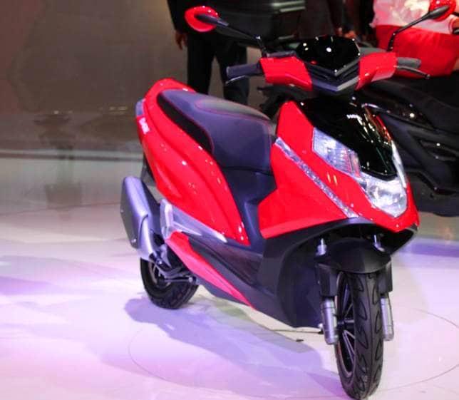 Hero Dare 125cc scooter