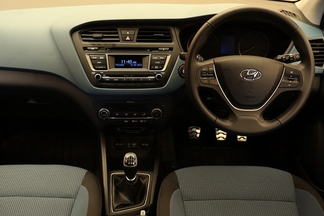 Hyundai i20 Active Interior
