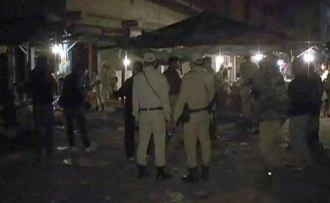In This State Capital, Over 30 Blasts in Just 80 Days