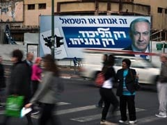 Israeli Voting Polls Open for General Election