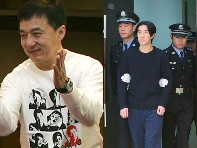 Jackie Chan Says Prison Did Son Jaycee Good