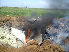 Air Force's Jaguar Fighter Jet Crashes in Haryana; Pilot Ejects Safely