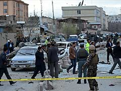 Suicide Attack in Kabul Kills at Least 7: Official